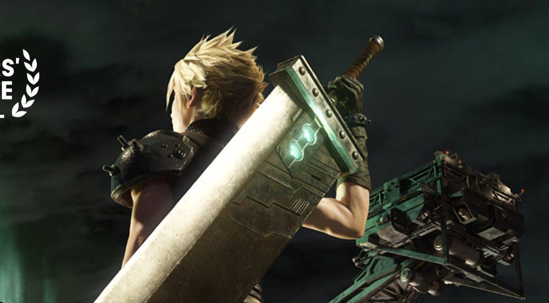 Elección de los editores: Final Fantasy VII Remake es digno de su nombre