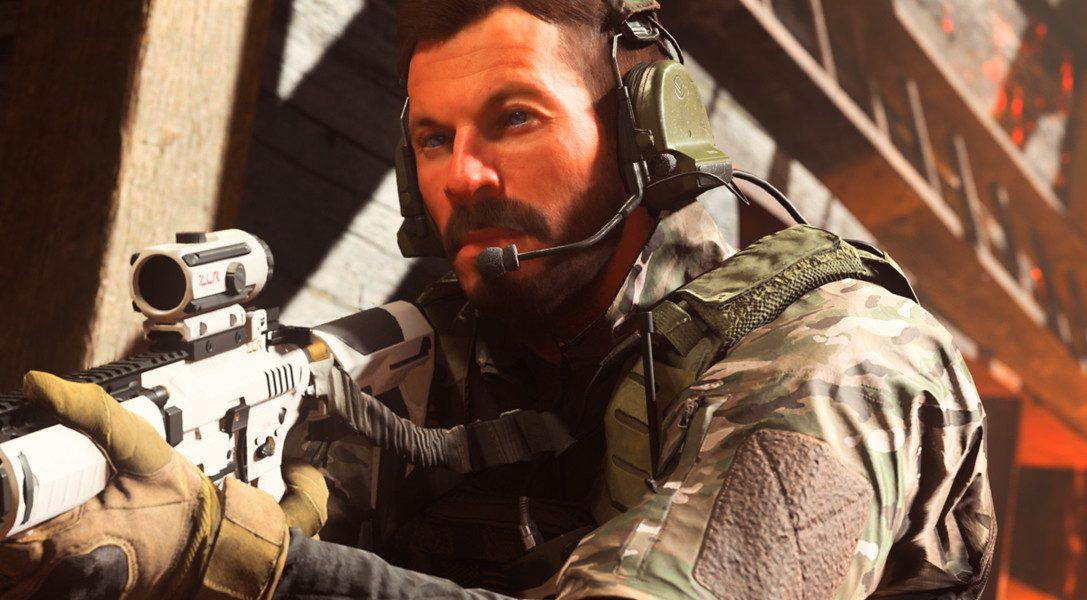 Comparte tu mejor jugada en Warzone y participa en nuestro Reto #WarzonePS4 en Twitch