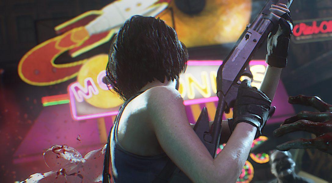 Editors' Choice: El mejor terror con Resident Evil 3 y RE Resistance