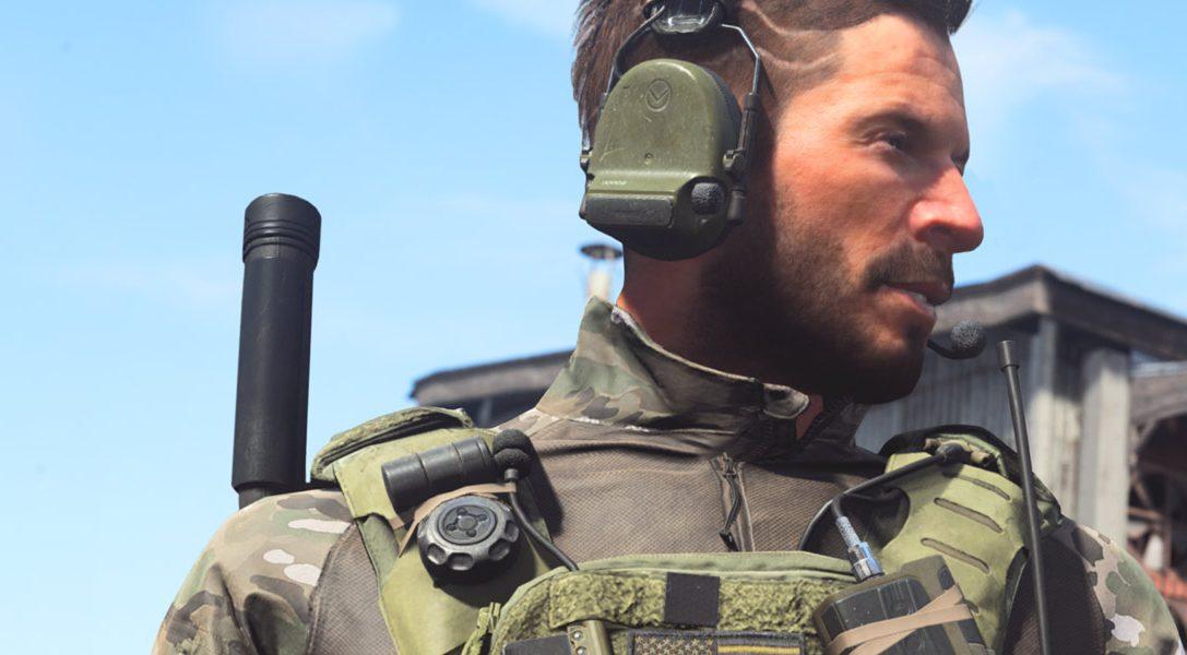 La tercera temporada de Modern Warfare llega a PlayStation con contenido exclusivo* para el juego y Warzone