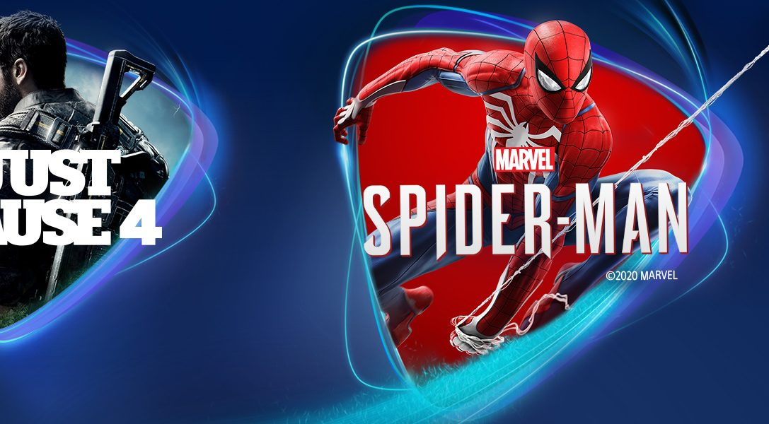 Marvel's Spider-Man, Just Cause 4 y The Golf Club 2019 se unen a PS Now en Abril