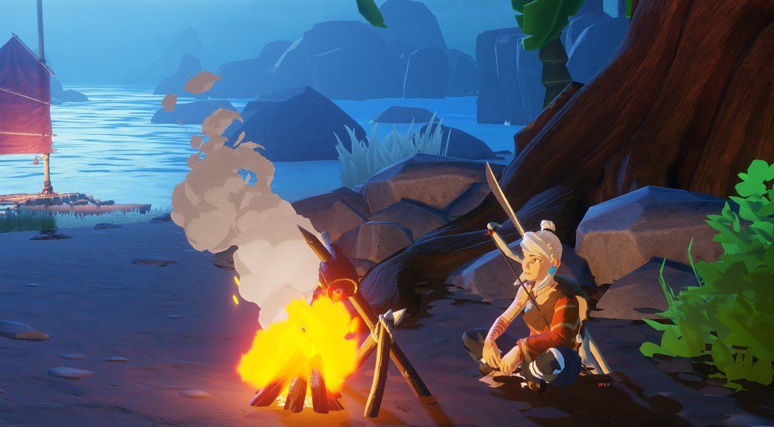 La aventura de supervivencia Windbound desembarca en PS4 el 28 de agosto de 2020
