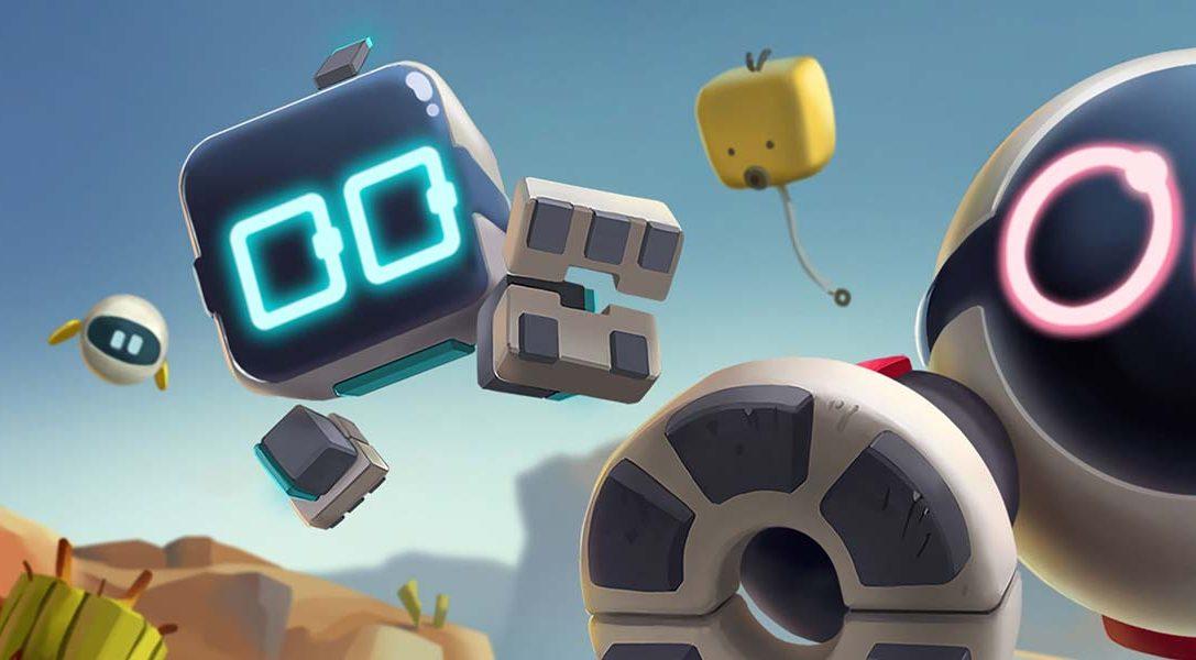 ¡Biped estará disponible en PS4 el 8 de abril!
