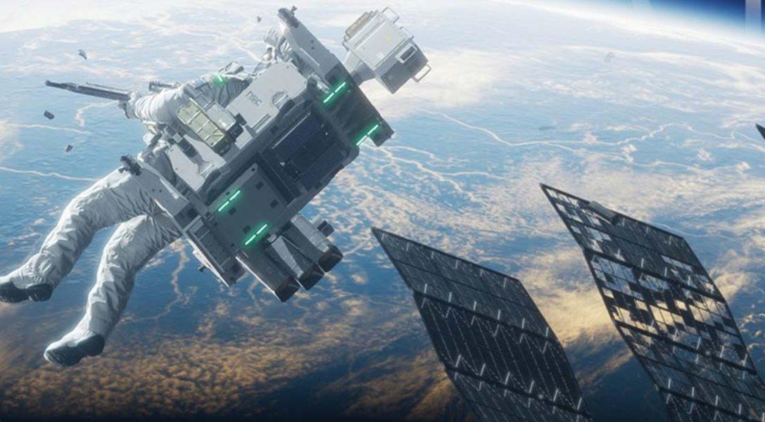El juego espacial de disparos Boundary llega a PS4 en 2020