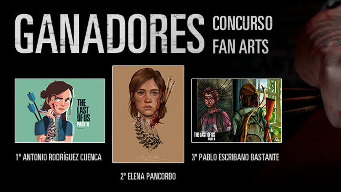 Mira las geniales ilustraciones ganadoras de nuestro concurso Fan Arts de The Last of Us Parte II