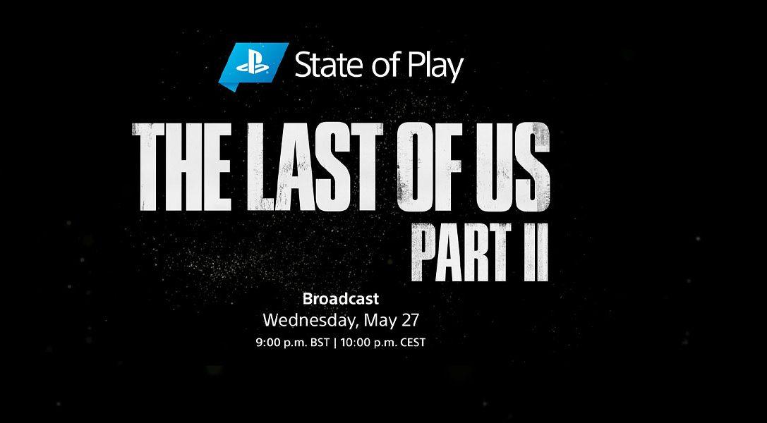 State of Play: No os perdáis un avance de The Last of Us Parte II este miércoles