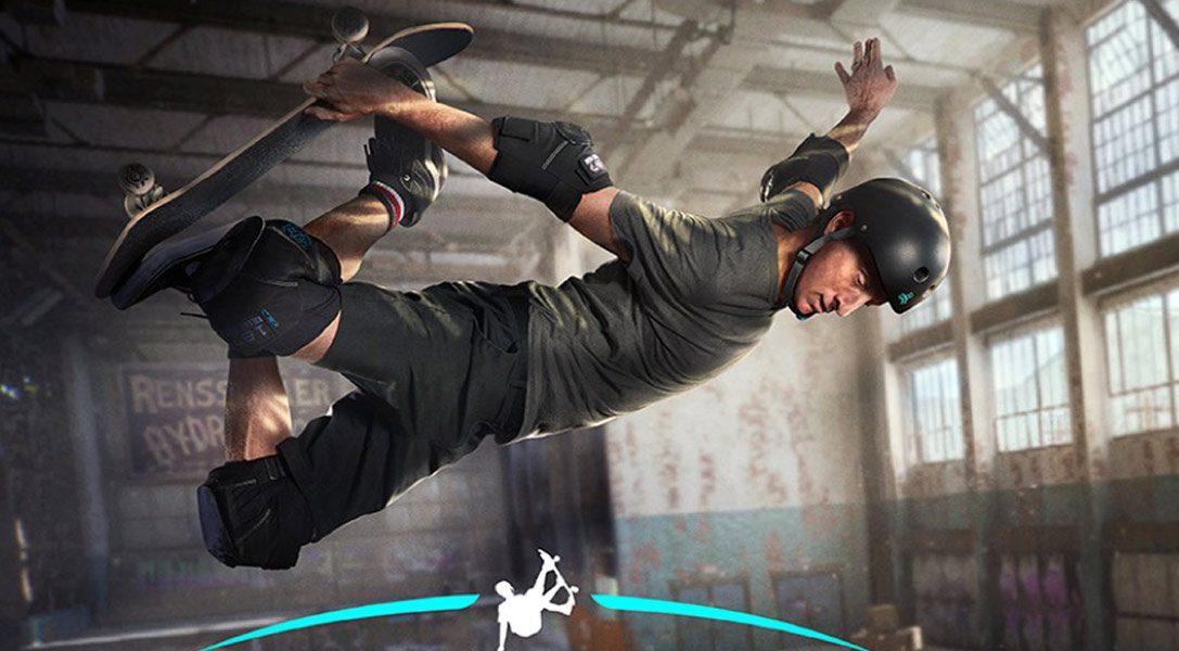 Prepárate para 'grindear' de nuevo en Tony Hawk's Pro Skater 1 y 2