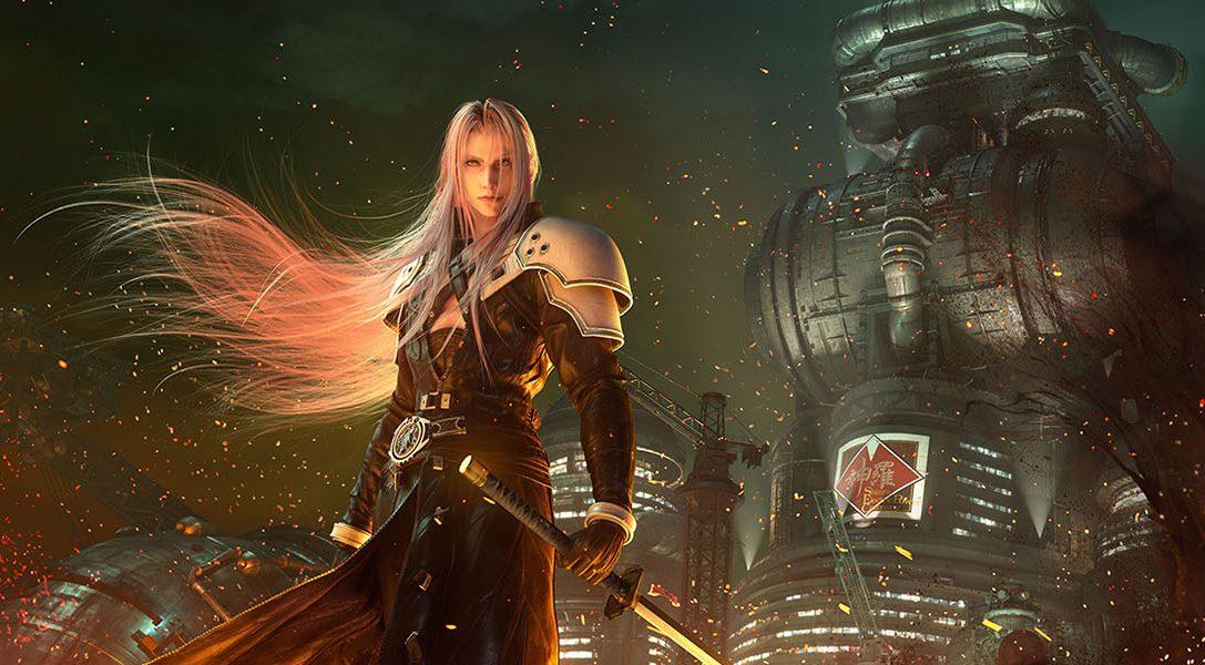 Final Fantasy VII Remake y Resident Evil 3 entre lo más descargado de abril en PlayStation Store