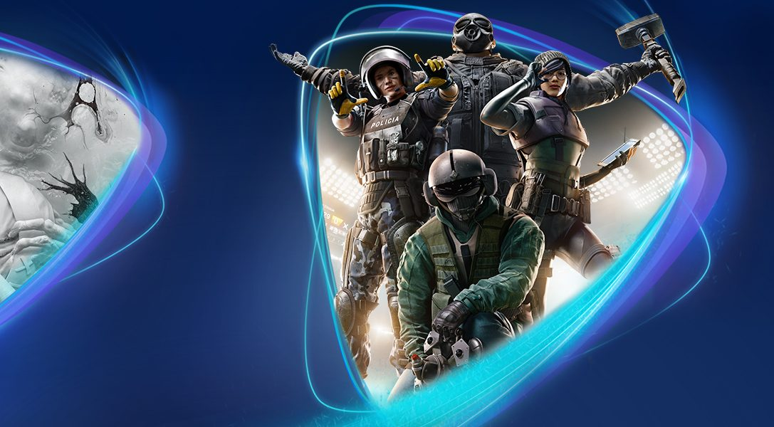 Tom Clancy's Rainbow Six Siege, The Evil Within 2 y Get Even se incorporan a PS Now en mayo
