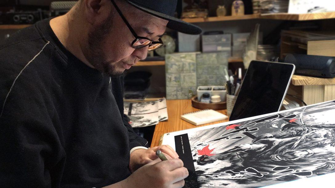 Presentamos la serie especial de pósters de Ghost of Tsushima