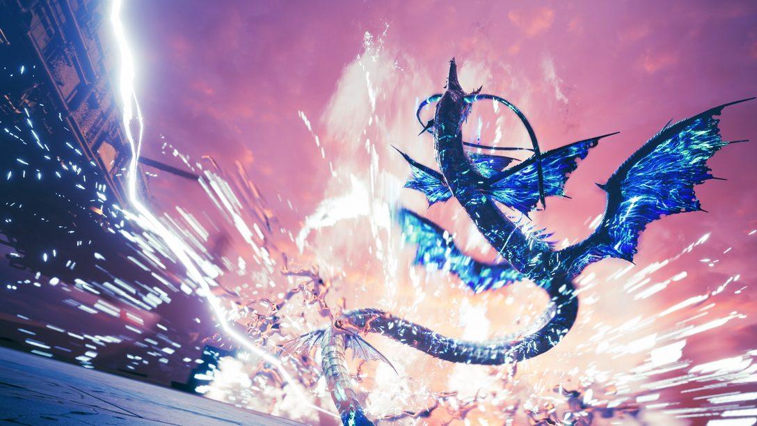 Cómo Square Enix creó las invocaciones en Final Fantasy VII Remake