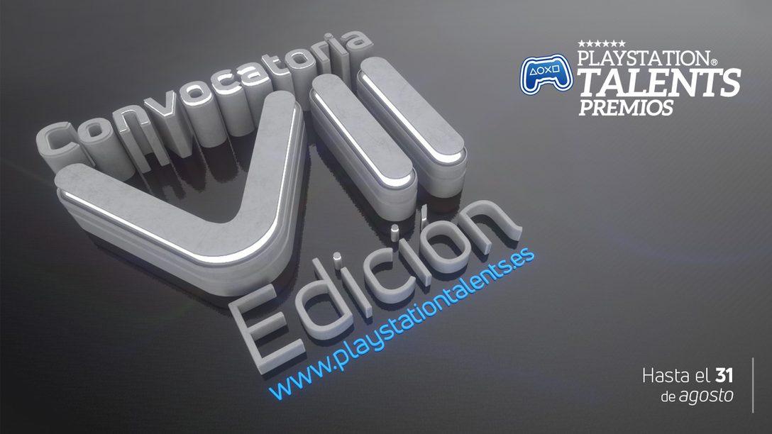 PlayStation Talents en junio   Se abre la convocatoria de la VII edición de los Premios PS Talents