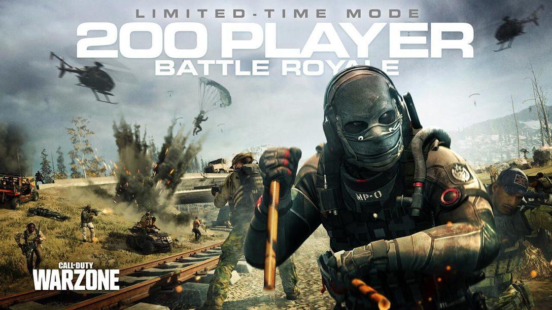 La Cuarta Temporada Reloaded de Call of Duty: Modern Warfare añade 200 jugadores en Warzone y más