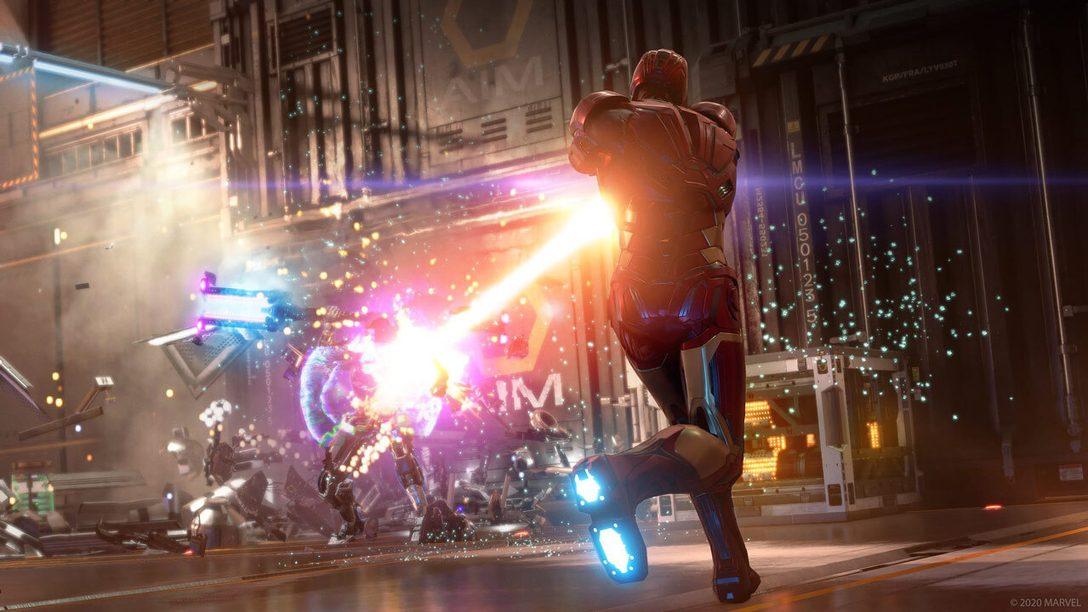 Marvel's Avengers estará disponible en PS5 con mejoras