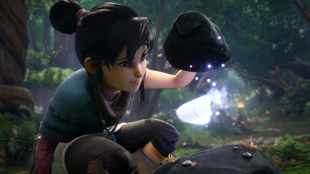 Kena: Bridge of the Spirits del estudio indie Ember Lab anunciado para PS5