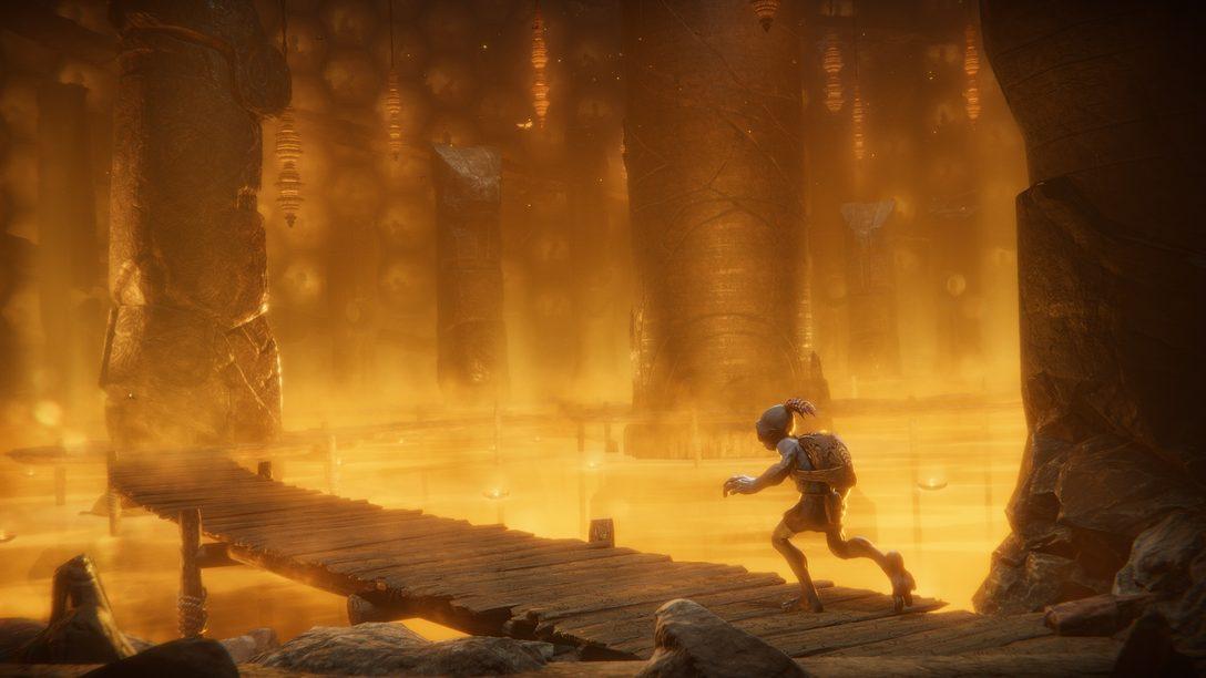 Oddworld: Soulstorm llega a PS5