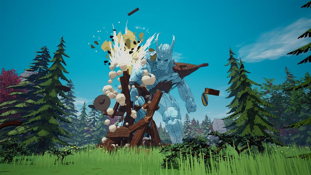 Tribes of Midgard hace su debut en consolas con su lanzamiento para PlayStation 5 en 2021