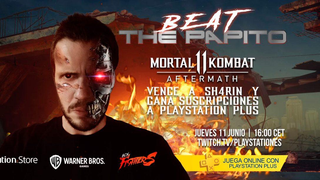 Mortal Kombat 11: Aftermath   Lo nuevo del juego de lucha de Warner que podrás descubrir este jueves en nuestro canal de Twitch