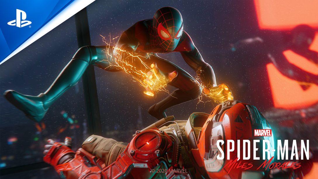 Marvel's Spider-Man: Miles Morales – Últimas noticias de parte de Insomniac Games