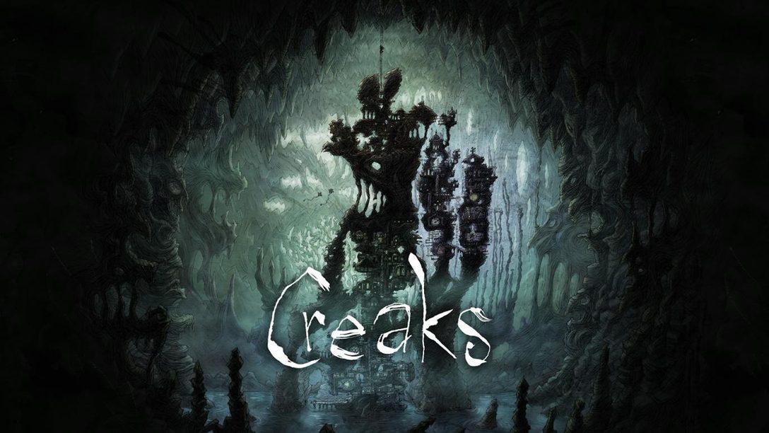 Explora la ambigüedad en Creaks, disponible para PS4 este verano