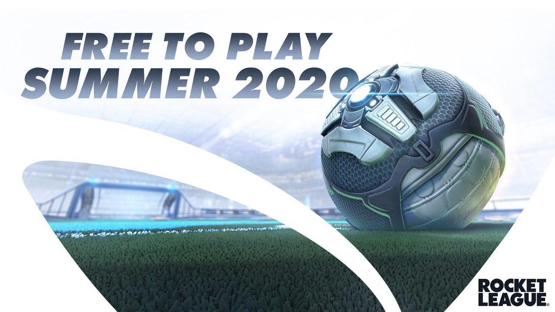 Disfruta de Rocket League 'free to play' este verano