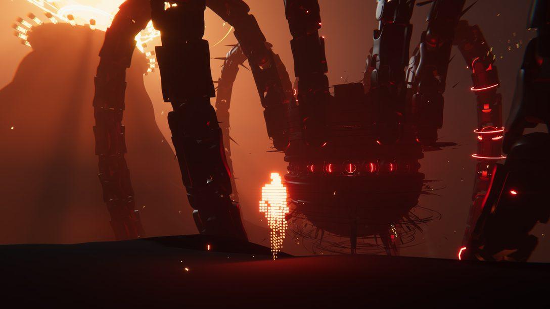 Infíltrate en el impactante mundo digital de Recompile en este juego de plataformas y hackeo basado en exploración que llegará a PS5