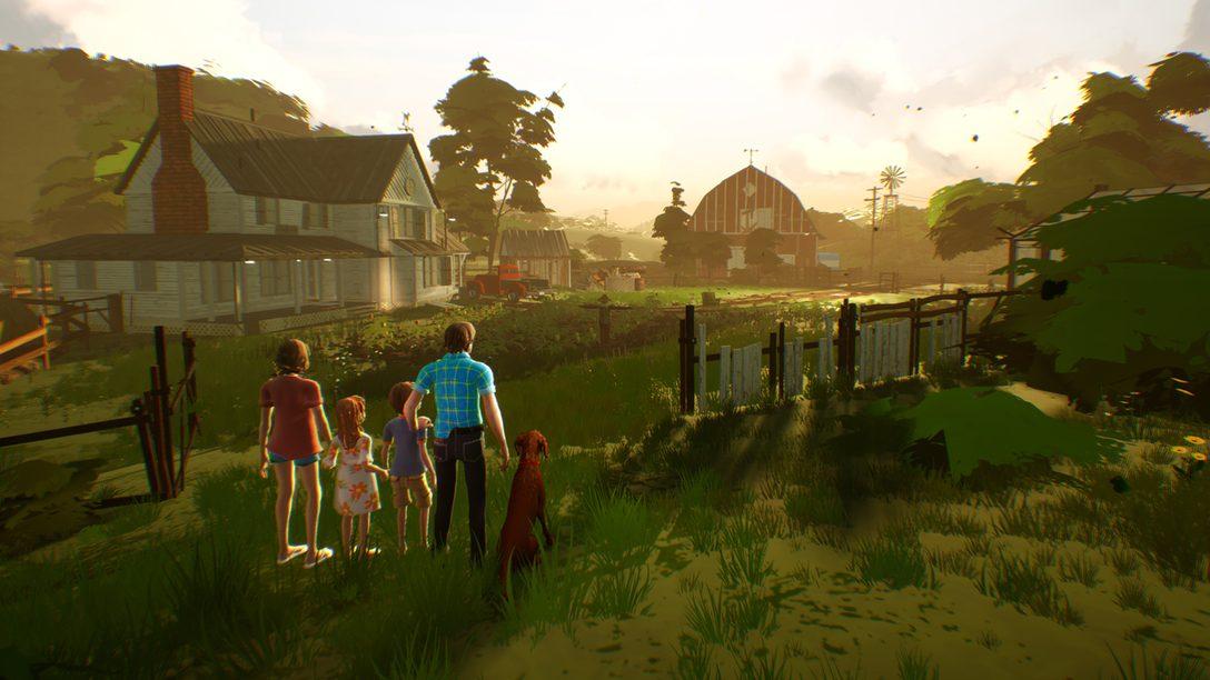 Where the Heart Is: una aventura narrativa entre la realidad y la ficción que llegará en invierno de 2020 a PS4