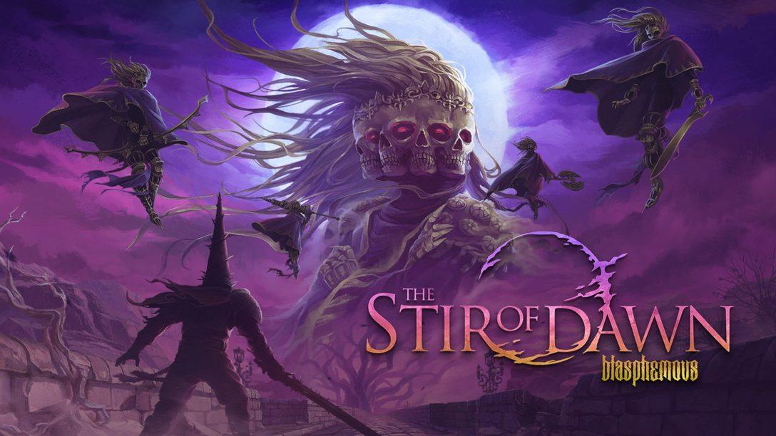 Blasphemous: Stir of Dawn trae Partida nueva+ y mucho más a Cvstodia