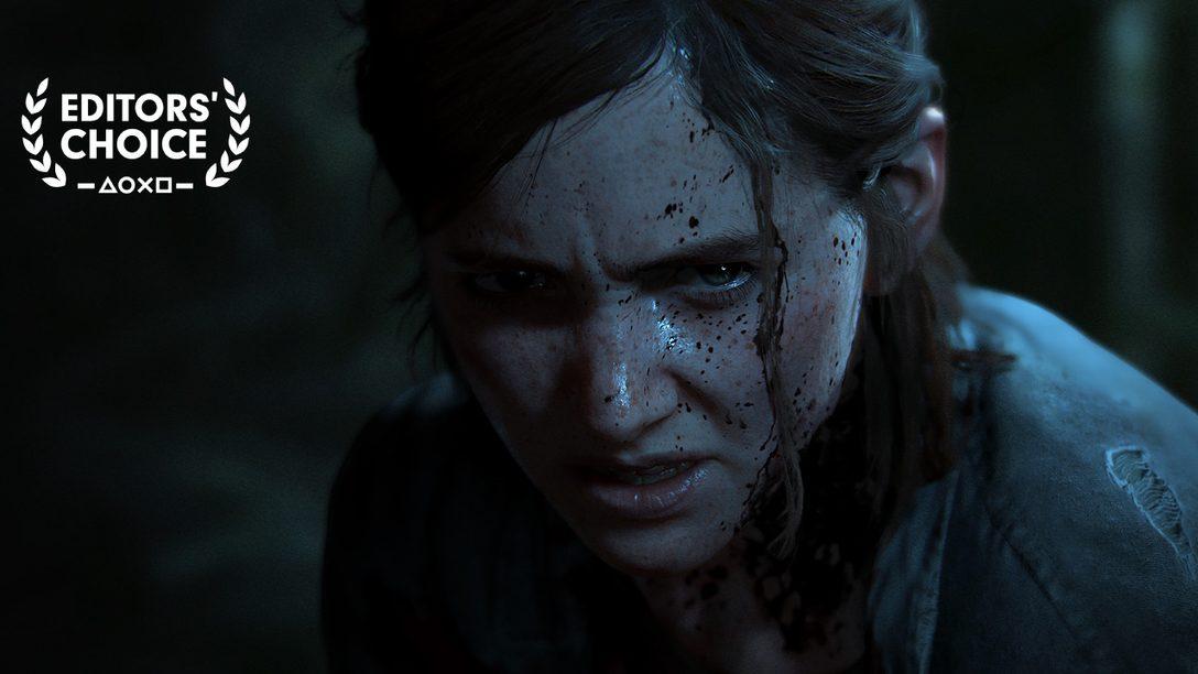 Elección de los editores: The Last of Us Parte II
