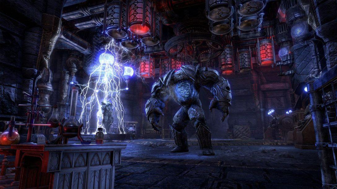 Stonethorn y la actualización 27 traen nuevas aventuras y funciones a The Elder Scrolls Online