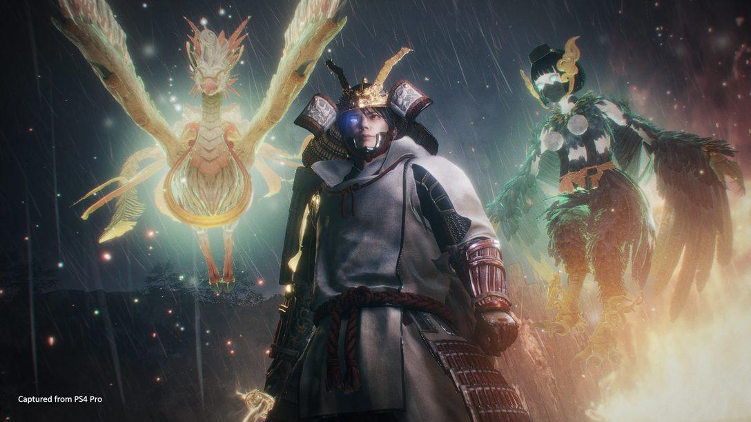 Cómo Team Ninja creó la expansión El discípulo del tengu de Nioh 2