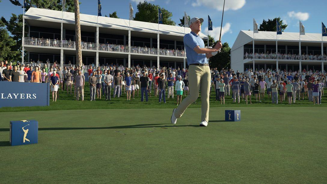 Las 10 principales novedades y mejoras de PGA Tour 2K21