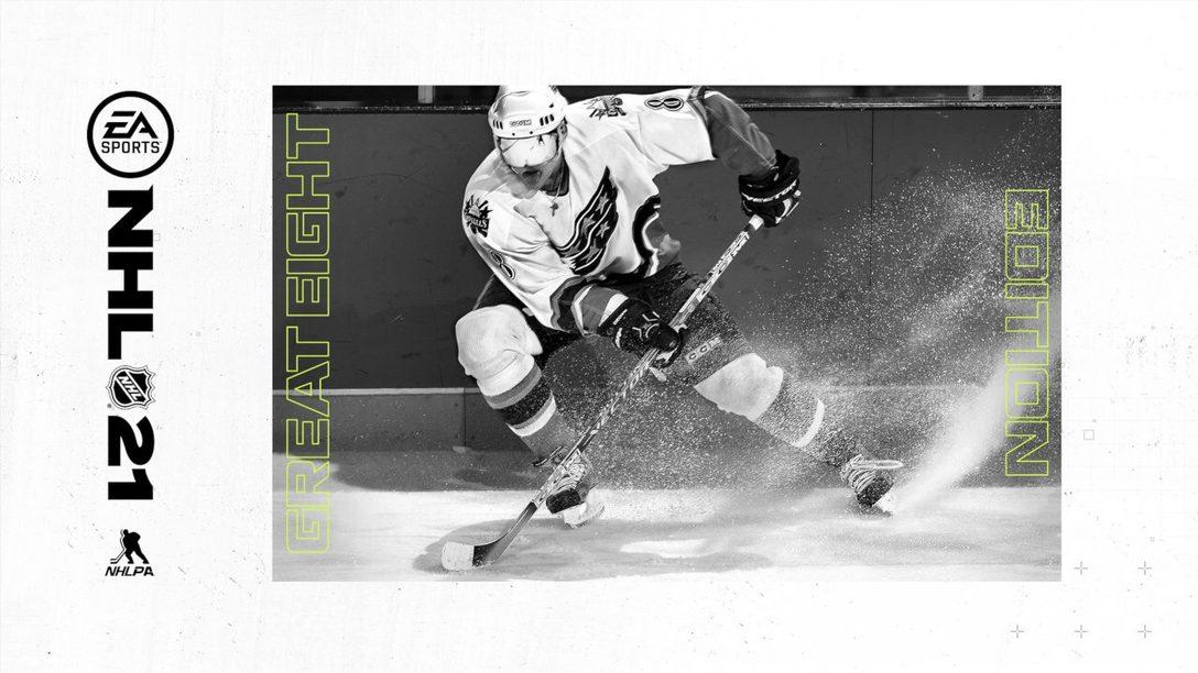 Alexander Ovechkin será el jugador de la portada de NHL 21