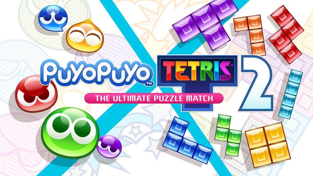 Puyo Puyo Tetris 2 aterriza en PS4 el 8 de diciembre y en PS5 a finales de 2020