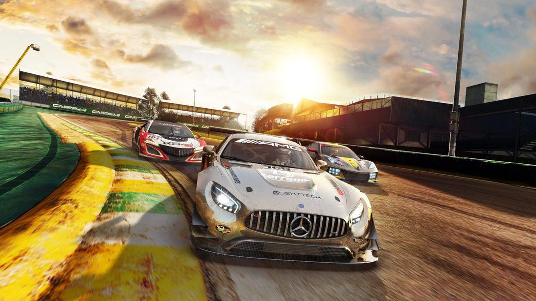 En Project Cars 3 los jugadores pasarán de aficionados a leyendas de la conducción en el modo carrera