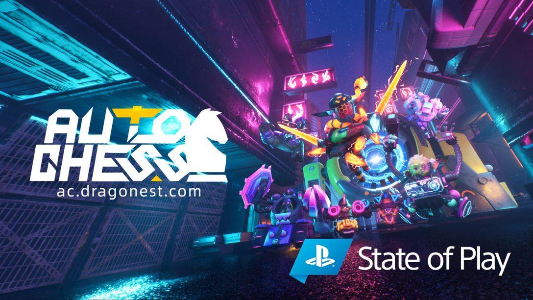 Auto Chess llega a PlayStation 4 en octubre de 2020