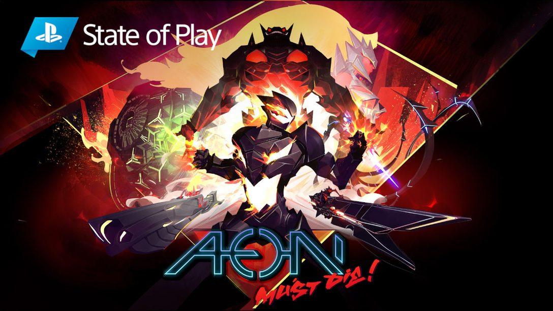 Aeon Must Die incendia la galaxia en PlayStation 4