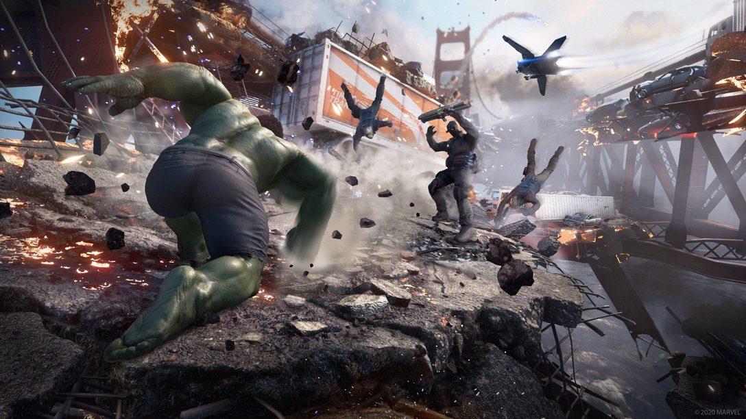 Trucos y consejos para el fin de semana de la beta con reserva de Marvel's Avengers en PlayStation