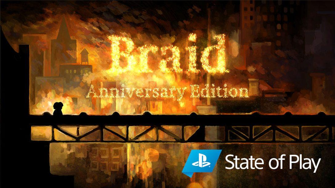 Con Braid: Edición de aniversario, vuelve el clásico juego de manipulación temporal