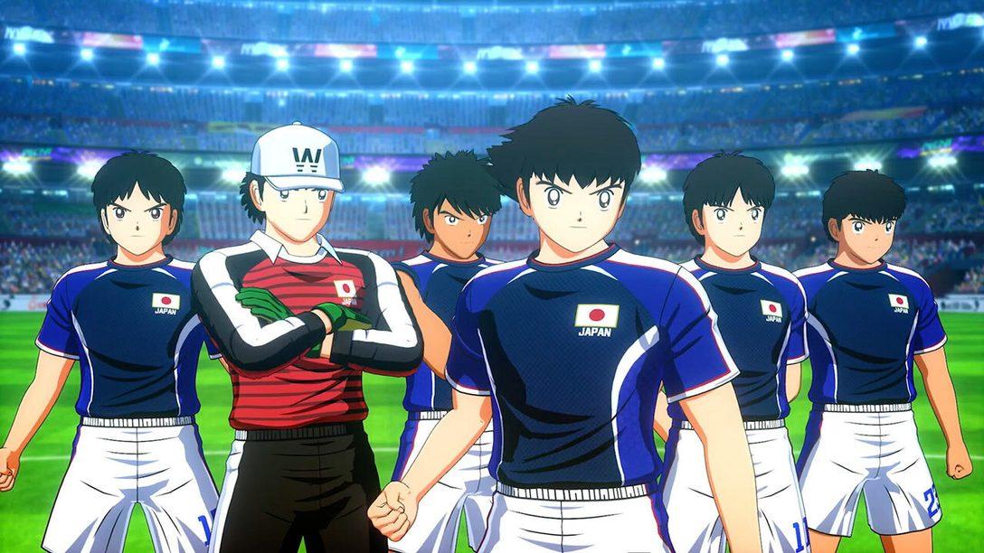Guía para principiantes de Captain Tsubasa: Rise of New Champions