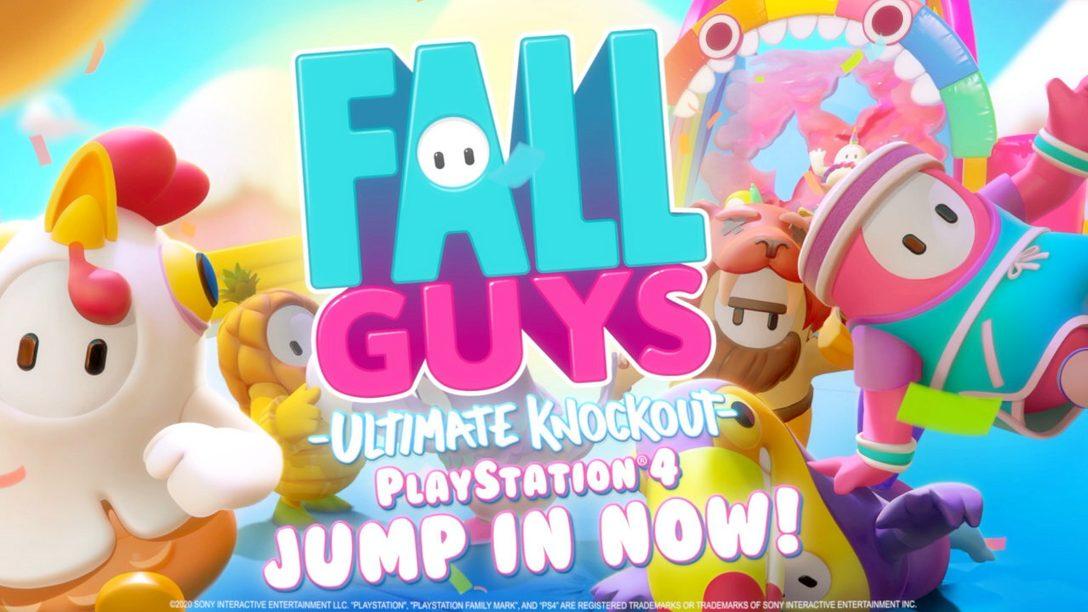 Los tres mejores trucos para sacar ventaja en Fall Guys: Ultimate Knockout
