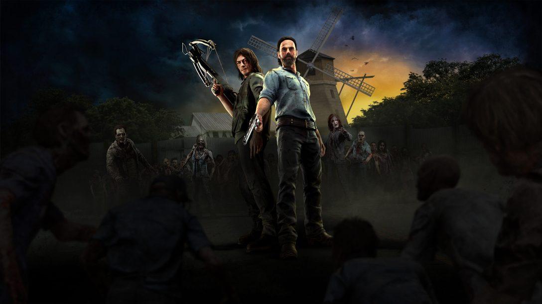 The Walking Dead Onslaught llega a PS VR el 29 de septiembre