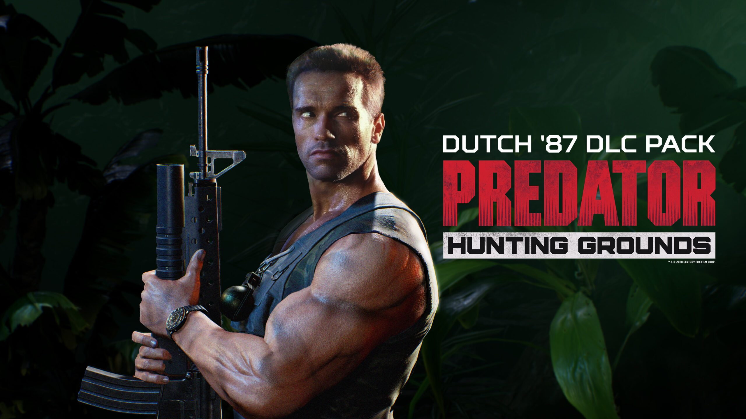 Dutch (87) y prueba gratuita de Predator: Hunting Grounds ...