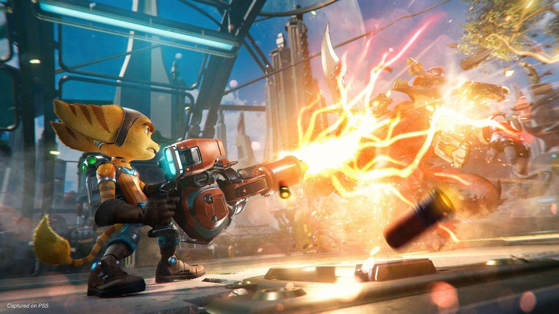 Abriendo nuevas puertas a todos los jugadores: La accesibilidad de Rachet & Clank: Una Dimensión Aparte