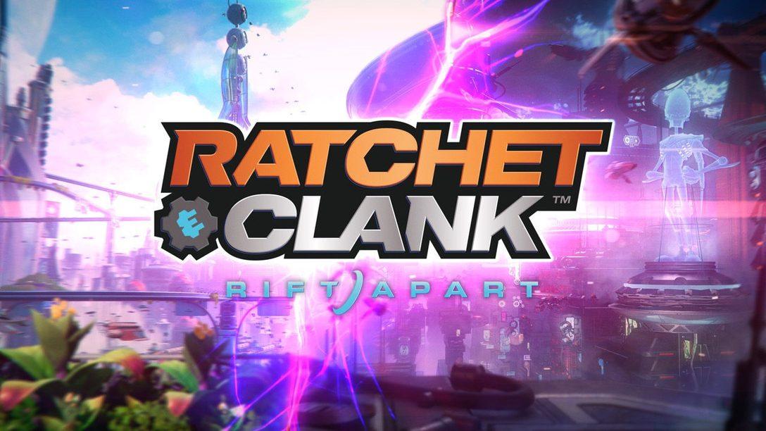 Una vista más detallada del juego Ratchet & Clank: Una Dimensión Aparte