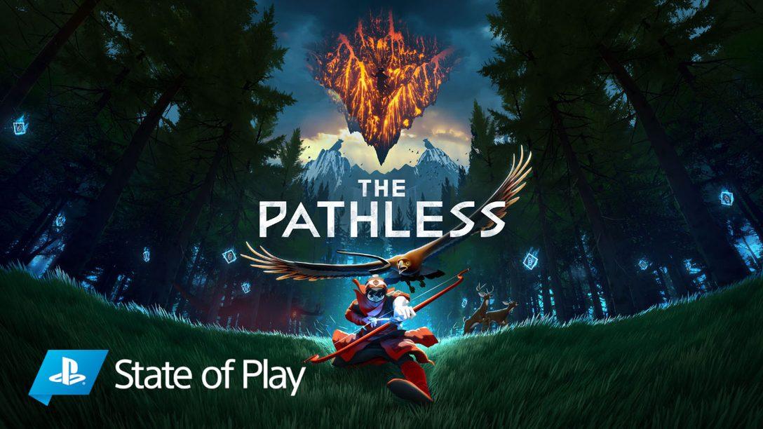 The Pathless: detalles del juego de esta aventura de mundo abierto poco convencional