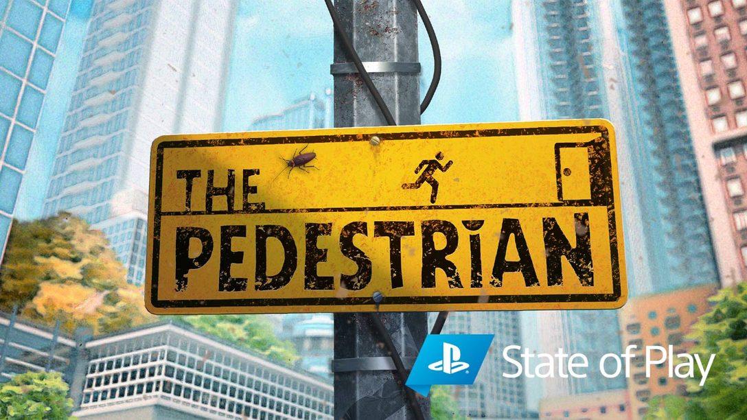 Todas las señales apuntan a que The Pedestrian llegará en enero de 2021