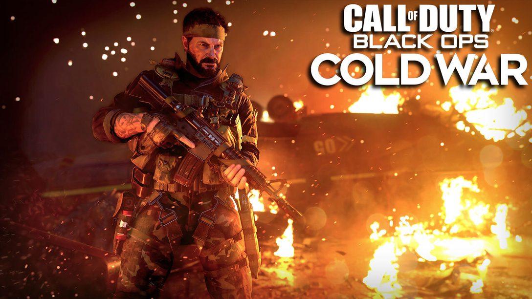Call of Duty: Black OPS Cold War se lanzará el 13 de noviembre de 2020