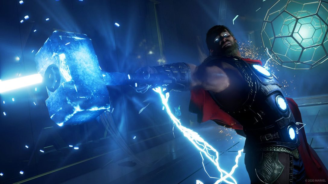 Tu primer fin de semana con Marvel's Avengers, a la venta mañana para PS4