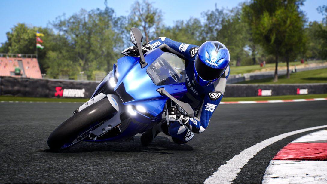 Ride 4 lleva las carreras a otro nivel en PS5